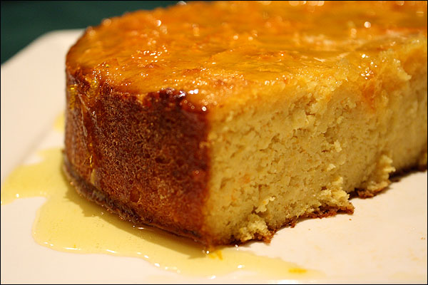 Flourless Orange Cake Donna Hay