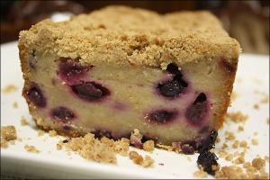 gluten free lemon blueberry coffee cake …   ([{ the_food ...